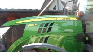 John Deere 6125 M