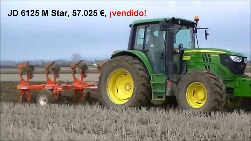 JD 6125 M Star TechCenter PowrQuadPlus
