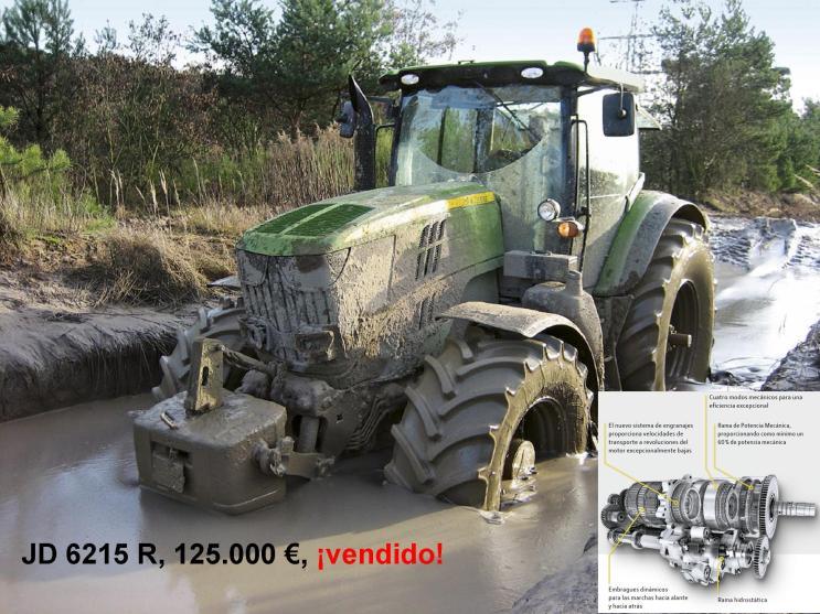 JD 6215 R