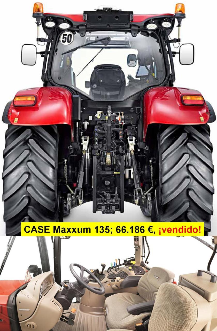 Maxxum 135