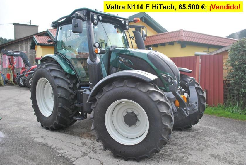 Valtra N114 E HiTech