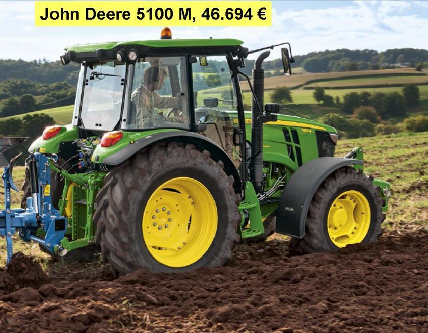 JD 5100 M