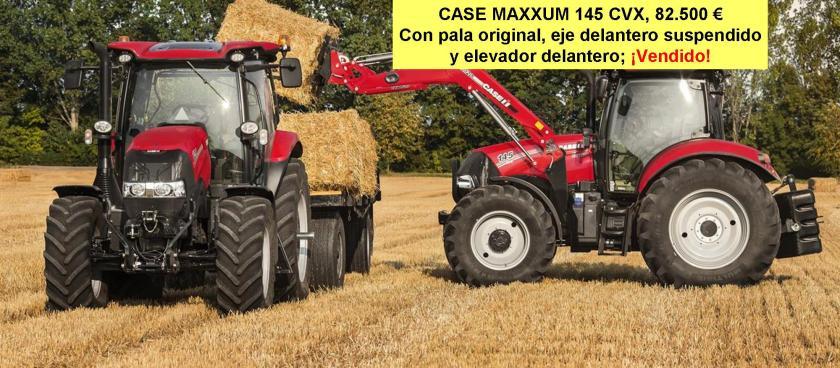 CASE IH MAXXUM 145 CVX
