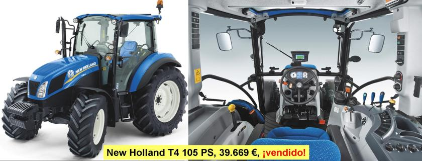 NH T4 105 Tier 4A